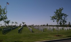Northern California Veterans Cemetery