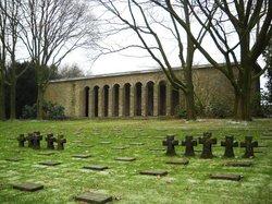 Hooglede German Military Cemetery