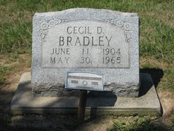 Cecil D Bradley