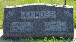 Clara Bell <i>Lawson</i> Dundee