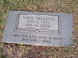 Sara Skelton