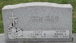 George R. Hacker