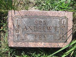 Andrew T Fry