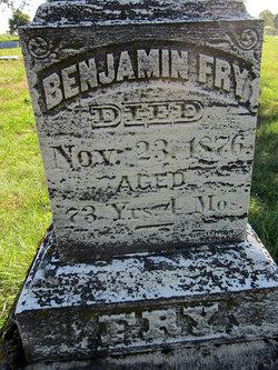 Benjamin Ben Fry