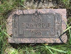 Edward E Fry