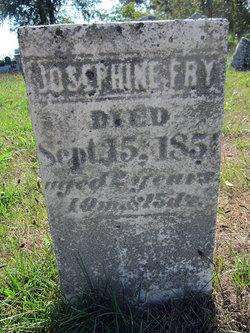 Josephine Josie Fry