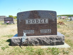 Florence May <i>Knee</i> Dodge