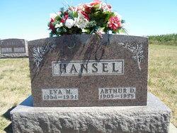 Eva M <i>Simons</i> Hansel