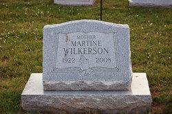 Martine <i>Whitney</i> Wilkerson