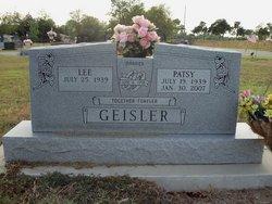 Patsy Ann Pat <i>French</i> Geisler