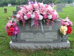 Annie <i>Catron</i> Bertram