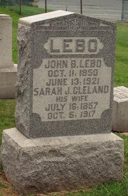 John B Lebo