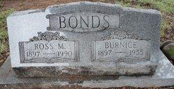 Bernice <i>Walston</i> Bonds