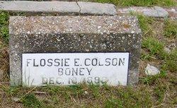 Flossie E. <i>Pettys</i> Boney