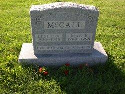 Leslie Albert McCall