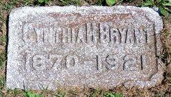 Cynthia H Bryant