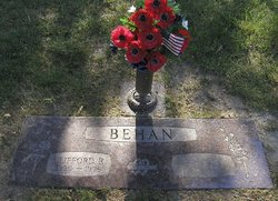Clifford R Behan