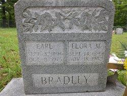 Flora Melvina <i>Spriggs</i> Bradley