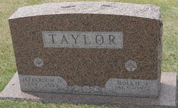 Mary Florence Mollie <i>Isgrig</i> Taylor