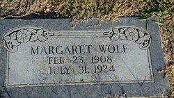 Margaret Wolf