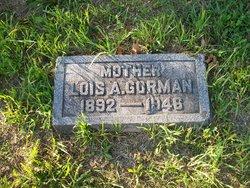 Lois Amelia <i>Spencer</i> Gorman