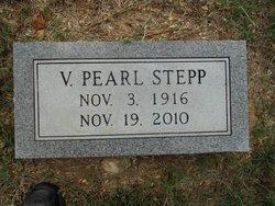 Viola Pearl <i>Stevenson</i> Stepp