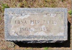Edna Catherine <i>Pier</i> Fahey