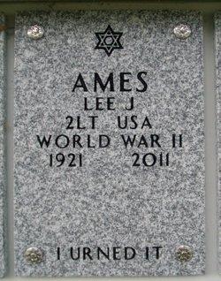 Lee Judah Ames