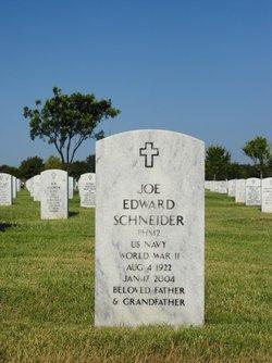 Joe Edward Schneider