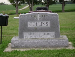 Mina M. <i>Ruud</i> Collins
