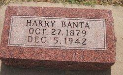 Harry Banta