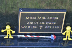 James P Agler