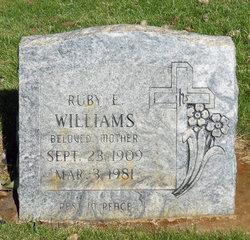 Ruby E. Williams