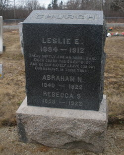 Leslie E Church