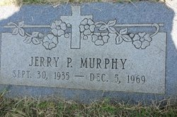 Jerry Pat Murphy