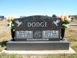 Lucille <i>Handke</i> Dodge