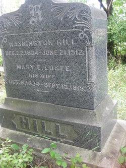 Mary Electa <i>Losee</i> Hill