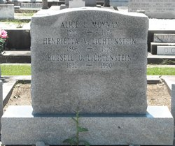 Henrietta Lichtenstein