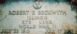 Robert Edward Beckwith