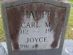Carl M. Hauff