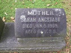 Sarah <i>Barr</i> Angstadt