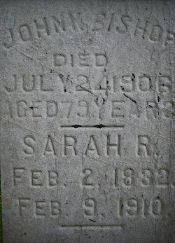 Sarah Romelia <i>Knapp</i> Bishop