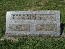 Henrietta Cora <i>Bond</i> Fitzsimmons