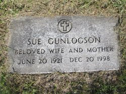Sue <i>Watso</i> Gunlogson
