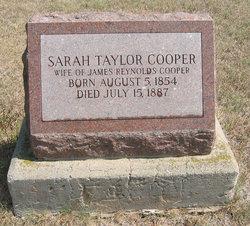 Sarah Taylor Cooper