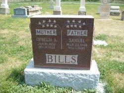 Ophelia Ann <i>Howell</i> Bills