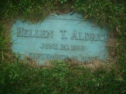 Hellen Cordelia <i>Taft</i> Aldrich