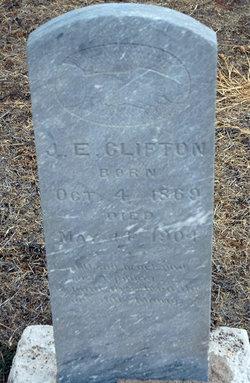 James Edwin J.E. Clifton