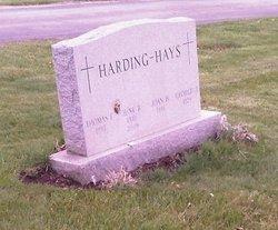 Thomas E Harding