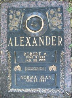 Norma Jean <i>Ragan</i> Alexander
